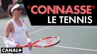 La Connasse - Le tennis