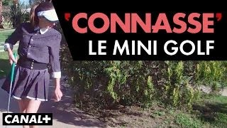La connasse - Le mini golf